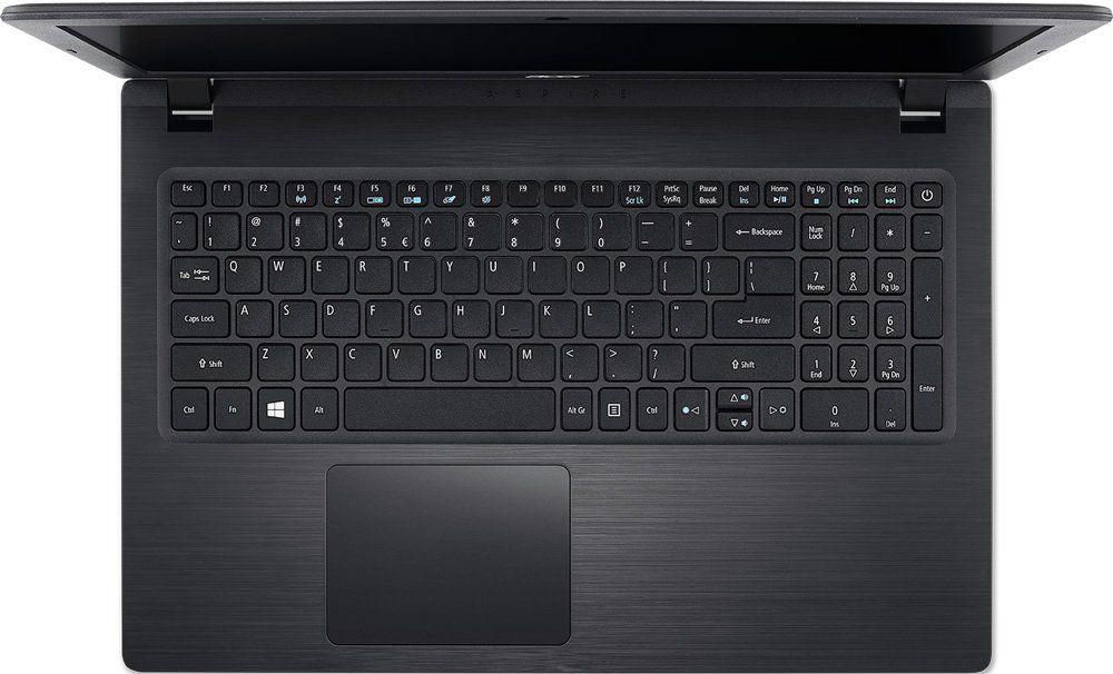 """Ноутбук Acer Aspire A315-51-53UG Core i5 7200U/8Gb/1Tb/Intel HD Graphics 620/15.6""""/FHD (1920x1080)/Linux/black/WiFi/BT/Cam/4810mAh"""