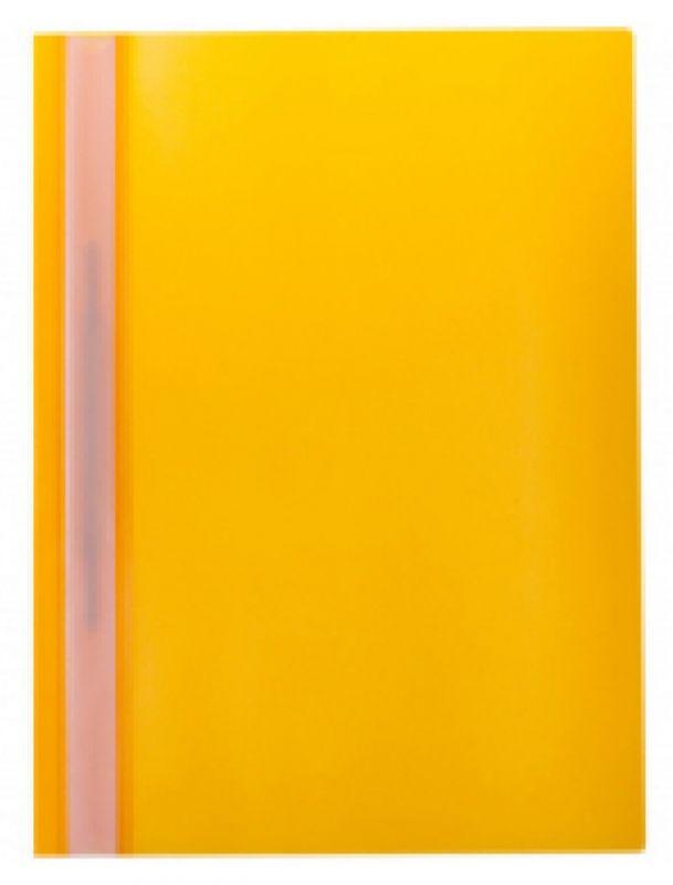 Папка-скоросшиватель Silwerhof 255082-11 A4 прозрач.верх.лист основной вид