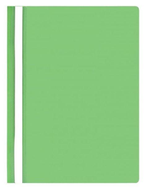 Папка-скоросшиватель Silwerhof 255082-03 A4 прозрач.верх.лист основной вид