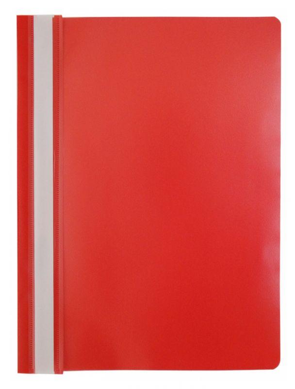 Папка-скоросшиватель Silwerhof 255082-27 A4 прозрач.верх.лист основной вид