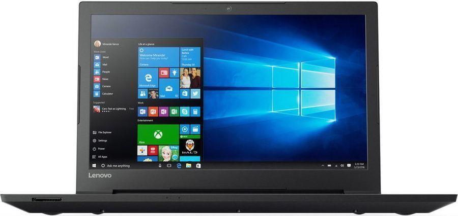 "Ноутбук Lenovo V110-15ISK Core i3 6006U/4Gb/500Gb/Intel HD Graphics 520/15.6""/HD (1366x768)/Windows 10/black/WiFi/BT/Cam"