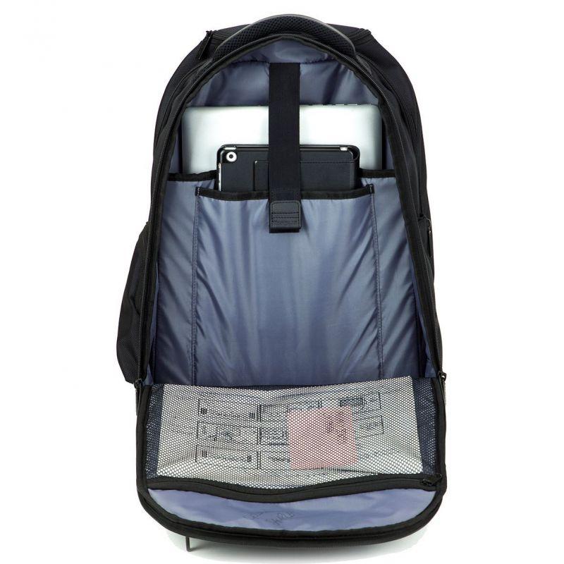 """Рюкзак для ноутбука 15.6"""" Targus TSB700EU черный нейлон"""