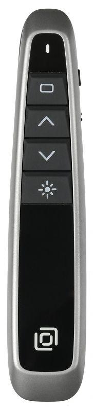 Презентер Oklick 695P Radio USB (30м) черный