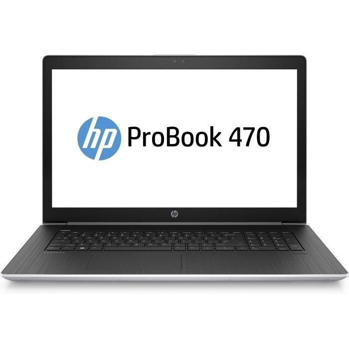 "Ноутбук HP ProBook 470 G5 Core i5 8250U/8Gb/SSD256Gb/nVidia GeForce 930MX 2Gb/17.3""/UWVA/FHD (1920x1080)/Windows 10 Professional 64/silver/WiFi/BT/Cam"