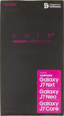 Защитная пленка для экрана Samsung araree для Samsung Galaxy J7 neo прозрачная 1шт. (GP-J700KDEEAAA)