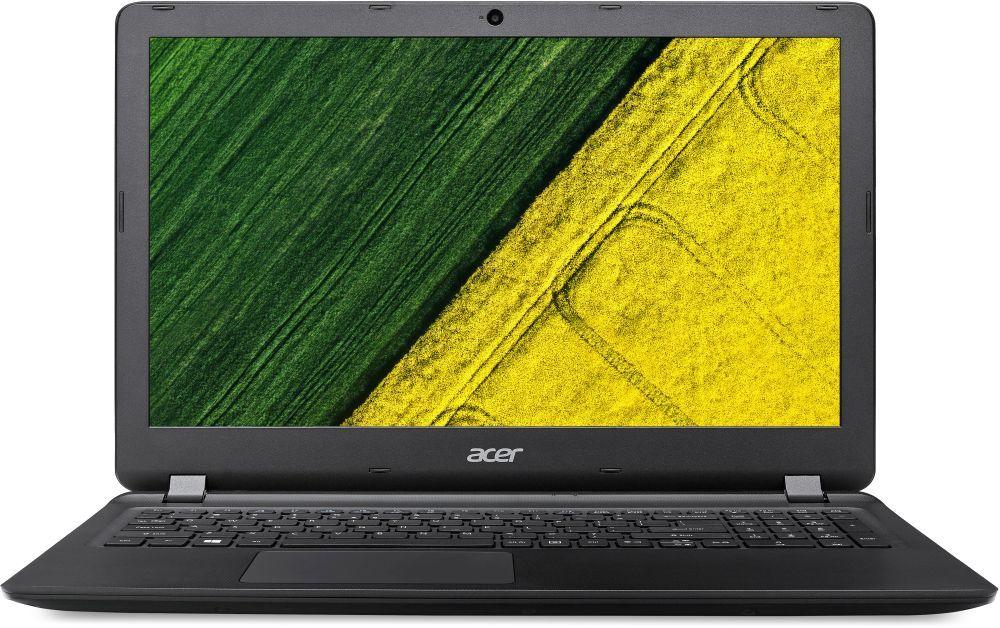 "Ноутбук Acer Aspire ES1-572-37RJ Core i3 6006U/4Gb/500Gb/DVD-RW/Intel HD Graphics 520/15.6""/HD (1366x768)/Linux/black/WiFi/BT/Cam/3220mAh"