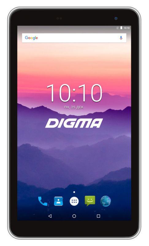 "Планшет Digma Optima 7018N 4G MTK8735V (1.0) 4C/RAM2Gb/ROM16Gb 7"" IPS 1024x600/3G/4G/Android 7.0/белый/2Mpix/0.3Mpix/BT/GPS/WiFi/Touch/microSD 64Gb/minUSB/2500mAh"