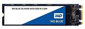 Накопитель SSD WD Original SATA III 250Gb WDS250G2B0B Blue M.2 2280