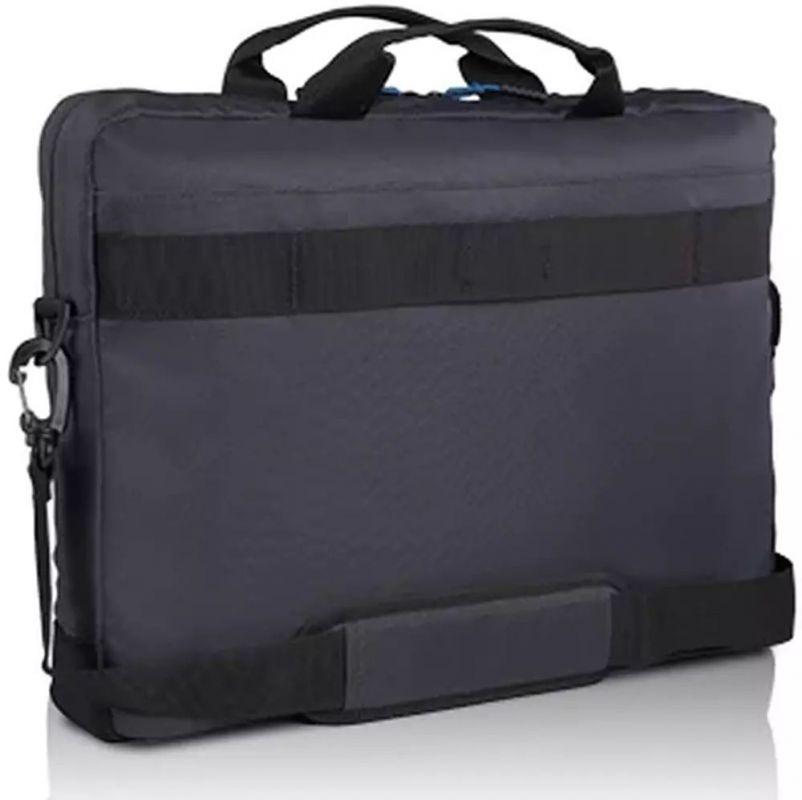 """Портфель для ноутбука 15.6"""" Dell Urban Briefcase черный/серый нейлон (460-BCBD)"""