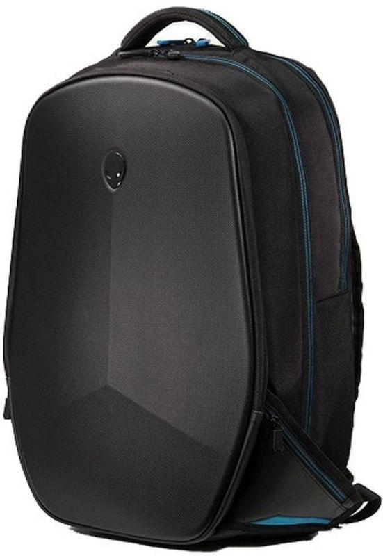 """Рюкзак для ноутбука 15"""" Alienware Vindicator 2.0 черный нейлон (460-BCBV)"""
