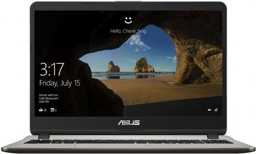 """Ноутбук Asus X507UA-BQ040T Core i3 6006U/4Gb/1Tb/Intel HD Graphics 520/15.6""""/FHD (1920x1080)/Windows 10/grey/WiFi/BT/Cam"""