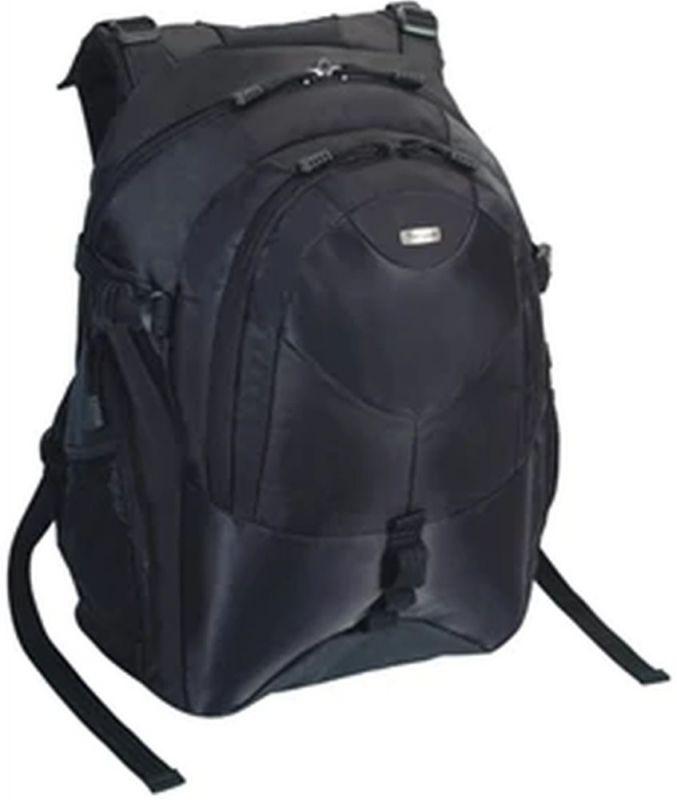 """Рюкзак для ноутбука 16"""" Dell Targus Campus черный/черный нейлон (460-BBJP)"""
