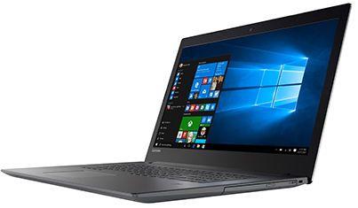 "Ноутбук Lenovo V320-17IKBR Core i7 8550U/8Gb/SSD256Gb/DVD-RW/nVidia GeForce Mx150 2Gb/17.3""/IPS/FHD (1920x1080)/Windows 10 Professional 64/grey/WiFi/BT/Cam"