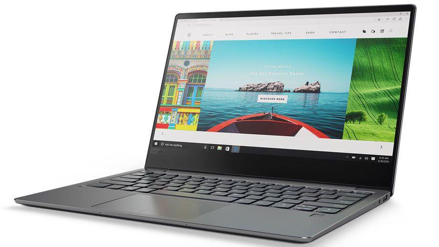 "Ноутбук Lenovo IdeaPad 720S-13ARR Ryzen 5 2500U/8Gb/SSD256Gb/AMD Radeon Vega 8/13.3""/IPS/FHD (1920x1080)/Windows 10/silver/WiFi/BT/Cam"