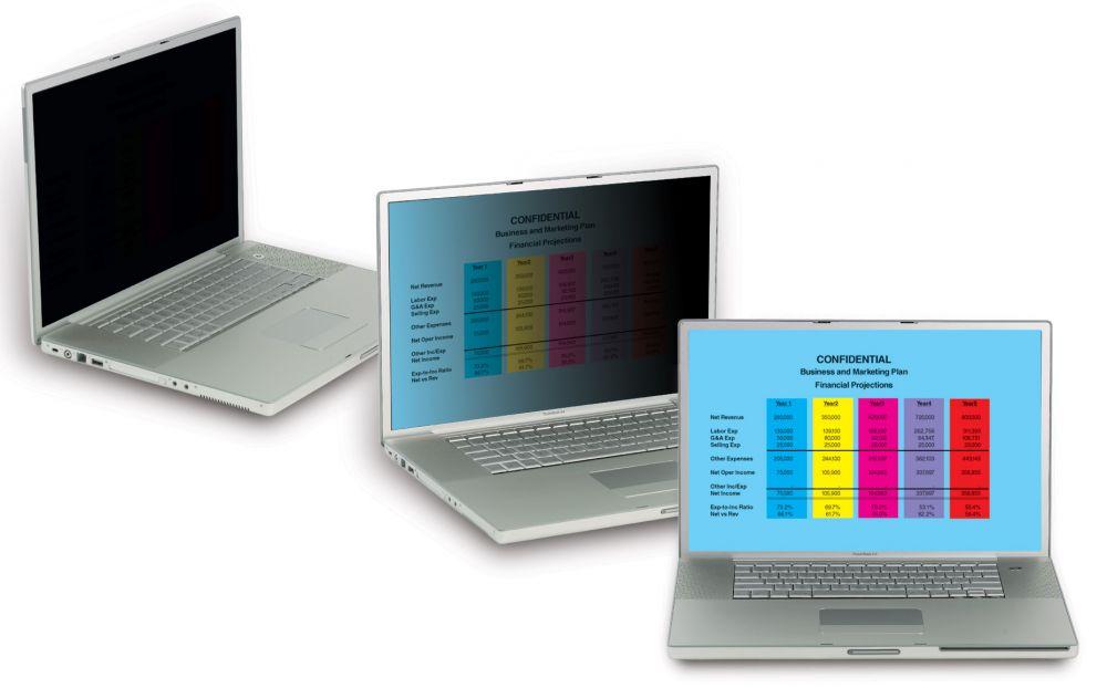 """Пленка защиты информации для ноутбука 3M PF141W1B (7000013836) 14.1"""" черный"""