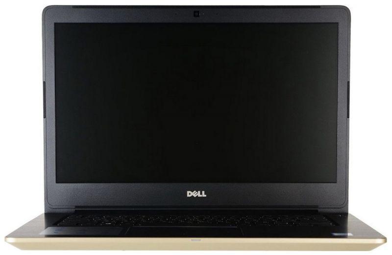 """Ноутбук Dell Inspiron 5570 Core i3 6006U/4Gb/SSD256Gb/DVD-RW/AMD Radeon R530 2Gb/15.6""""/FHD (1920x1080)/Windows 10/gold/WiFi/BT/Cam"""