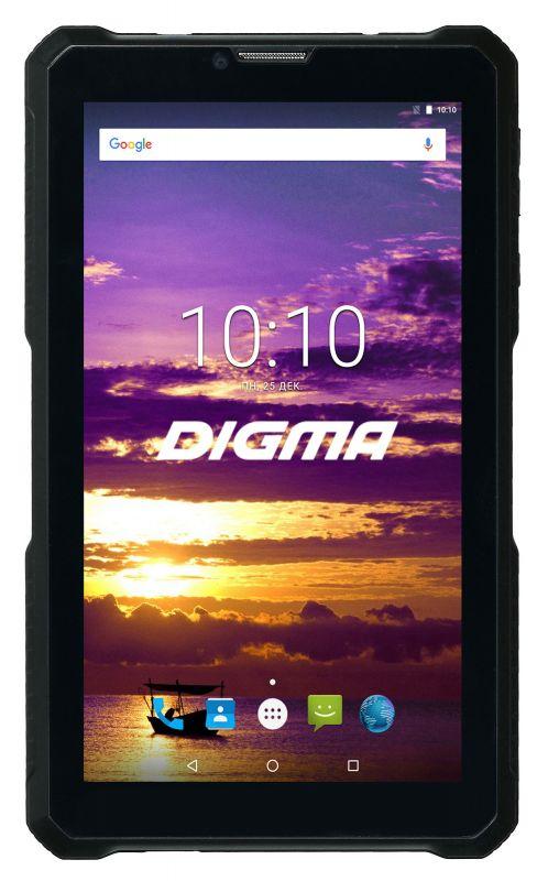 "Планшет Digma Plane 7565N 3G Kids theme 2 (animals/balloons) SC7731C (1.2) 4C/RAM1Gb/ROM16Gb 7"" IPS 1024x600/3G/Android 7.0/разноцветный/2Mpix/0.3Mpix/BT/GPS/WiFi/Touch/microSD 64Gb/minUSB/4100mAh"