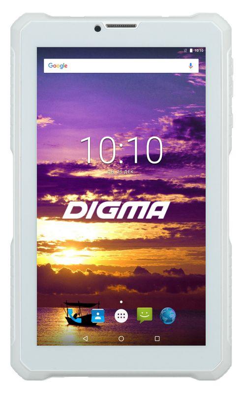 "Планшет Digma Plane 7565n 3G Kids theme 1 (bears) SC7731C (1.2) 4C/RAM1Gb/ROM16Gb 7"" IPS 1024x600/3G/Android 7.0/разноцветный/2Mpix/0.3Mpix/BT/GPS/WiFi/Touch/microSD 64Gb/minUSB/4100mAh"