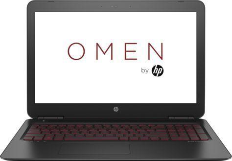 "Ноутбук HP Omen 15-ax218ur Core i5 7300HQ/16Gb/1Tb/nVidia GeForce GTX 1050 2Gb/15.6""/IPS/FHD (1920x1080)/Windows 10/black/WiFi/BT/Cam"