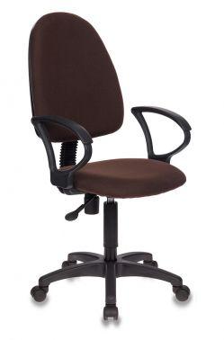 Кресло Бюрократ CH-1300/BROWN коричневый Престиж+