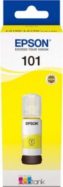 Картридж струйный Epson L101 C13T03V44A желтый (70мл) для Epson L4150/L4160/L6160/L6170/L6190