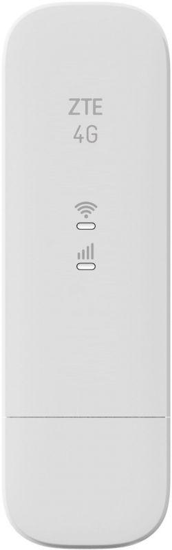 Модем 2G/3G/4G ZTE MF79 USB Wi-Fi +Router внешний белый