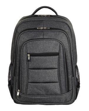 """Рюкзак для ноутбука 15.6"""" Hama Business серый полиэстер (00101578)"""