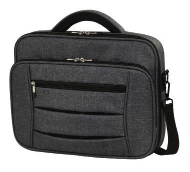 """Сумка для ноутбука 15.6"""" Hama Business темно-серый полиэстер (00101576)"""