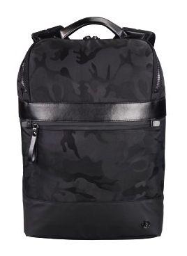 """Рюкзак для ноутбука 15.6"""" Hama Camo Select черный/камуфляж полиуретан (00101823)"""