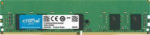 Память DDR4 Crucial CT8G4RFS8266 8Gb RDIMM ECC Reg PC4-21300 CL9 2666MHz