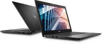 Ноутбук Dell Latitude 7290 Core i5 8250U/8Gb/SSD256Gb/Intel UHD Graphics 620/12.5