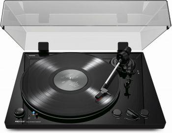 Проигрыватель винила ION Audio PRO 100BT частично автоматический черный