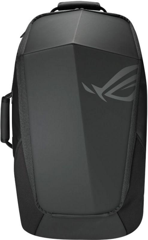 "Рюкзак для ноутбука 17"" Asus ROG RANGER 2-IN-1 черный нейлон/резина (90XB0310-BBP120)"