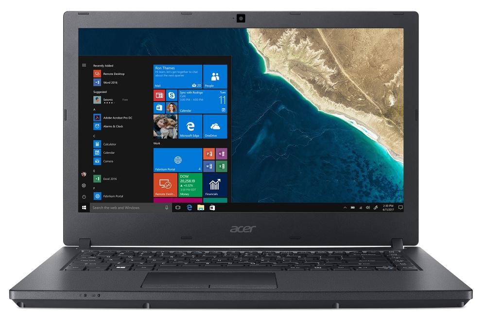 "Ноутбук Acer TravelMate TMP2510-G2-MG-59MN Core i5 8250U/4Gb/500Gb/nVidia GeForce Mx130 2Gb/15.6""/HD (1366x768)/Windows 10 Home/black/WiFi/BT/Cam/3220mAh"