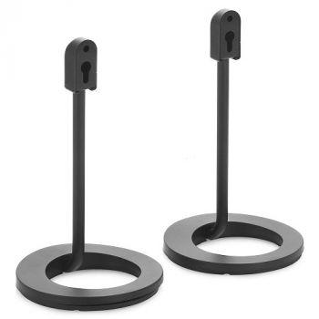 Кронштейн для акустических систем Ultramounts UM 603 черный макс.3.5кг крепление к столешнице поворот и наклон