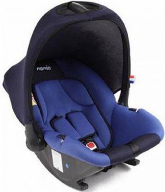 Автокресло детское Nania Baby Ride ECO cloud от 0 до 13 кг (0/0+) синий