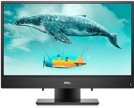 "Моноблок Dell Inspiron 3277 21.5"" Full HD i5 7200U (2.5)/4Gb/1Tb 5.4k/MX110 2Gb/Windows 10 Professional/GbitEth/WiFi/BT/90W/клавиатура/мышь/Cam/черный 1920x1080"