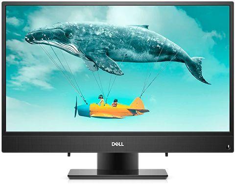 """Моноблок Dell Inspiron 3477 23.8"""" Full HD i3 7130U (2.7)/4Gb/1Tb 5.4k/HDG620/Windows 10 Home/GbitEth/WiFi/BT/65W/клавиатура/мышь/черный 1920x1080"""