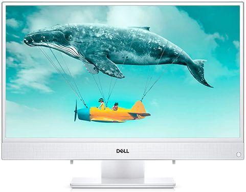 "Моноблок Dell Inspiron 3477 23.8"" Full HD i5 7200U (2.5)/8Gb/1Tb 5.4k/SSD128Gb/MX110 2Gb/Windows 10 Home/GbitEth/WiFi/BT/90W/клавиатура/мышь/белый 1920x1080"
