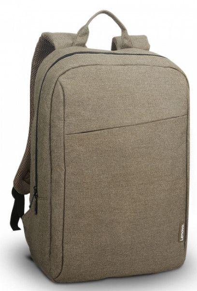 "Рюкзак для ноутбука 15.6"" Lenovo B210 зеленый полиэстер (GX40Q17228)"