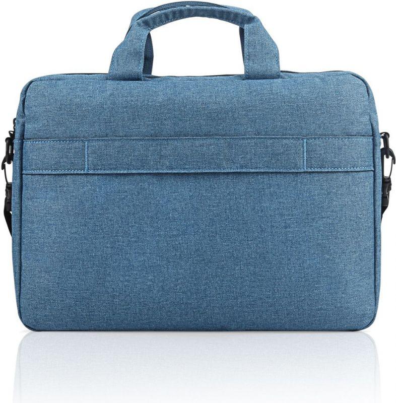 """Сумка для ноутбука 15.6"""" Lenovo Toploader T210 синий полиэстер (GX40Q17230)"""