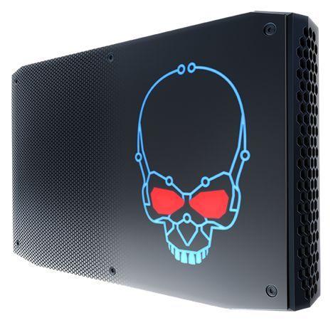 Платформа Intel NUC Hades Canyon Original BOXNUC8I7HVK2 2xDDR4
