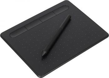 Планшет для рисования Wacom Intuos S CTL-4100K-N USB черный