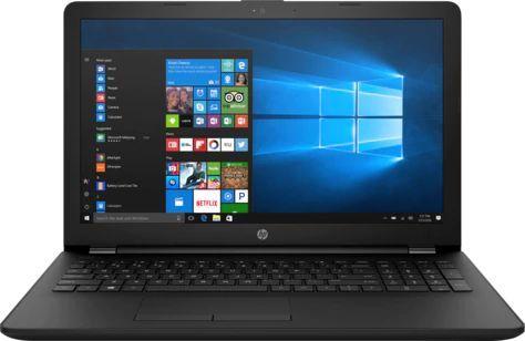 "Ноутбук HP 15-ra060ur Pentium N3710/4Gb/500Gb/DVD-RW/Intel HD Graphics 405/15.6""/HD (1366x768)/Free DOS/black/WiFi/BT/Cam"