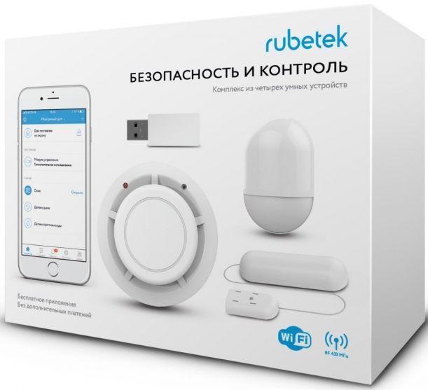 Комплект безопасность и защита Rubetek RK-3516