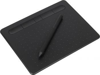 Планшет для рисования Wacom Intuos S Bluetooth CTL-4100WLK-N Bluetooth/USB черный