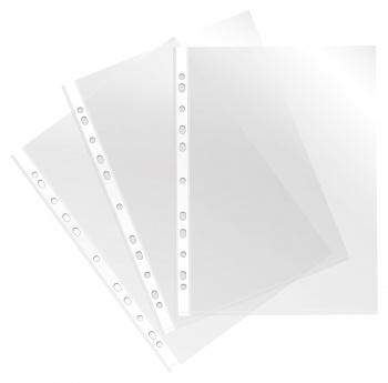 Папка-вкладыш Бюрократ Премиум 013BTEN40 тисненые А4+ (упак.:100шт)