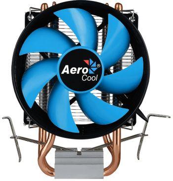 Устройство охлаждения(кулер) Aerocool Verkho 2 Soc-FM2+/AM2+/AM3+/AM4/1150/1151/1155/ 4-pin 20-29dB Al+Cu 110W 307gr Ret