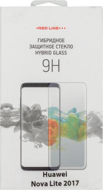 Защитная пленка для экрана Redline для Huawei Nova Lite 2017 прозрачная 1шт. (УТ000014471)