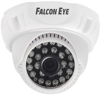 Камера видеонаблюдения Falcon Eye FE-D720MHD/20M 2.8-2.8мм цветная корп.:белый